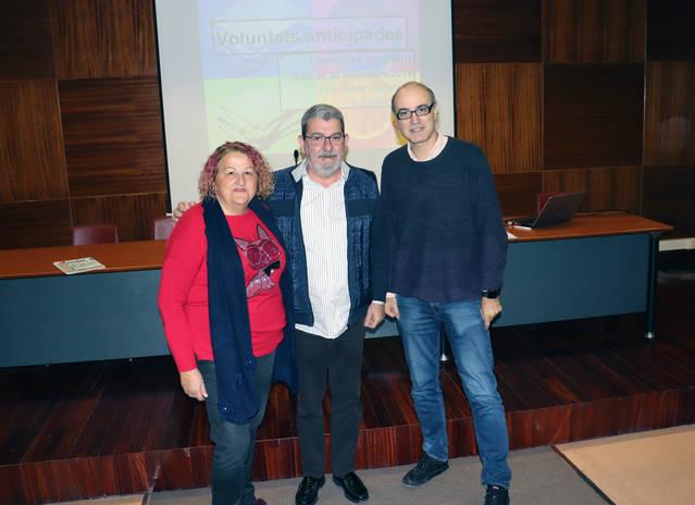 Francisco Javier Gabarrella i Cares Roca, protagonistes de la tercera sessió de les Jornades Sanitàries a Alpicat