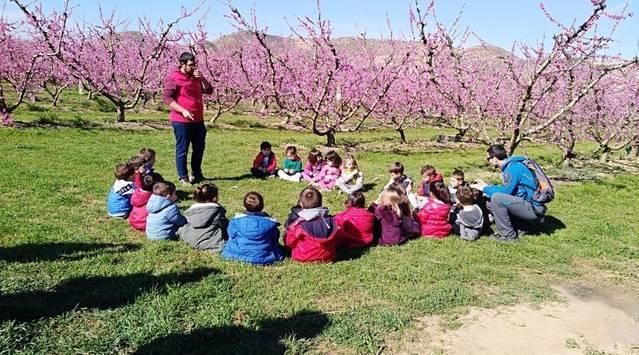 Fruiturisme potencia la seva vessant educativa i formativa