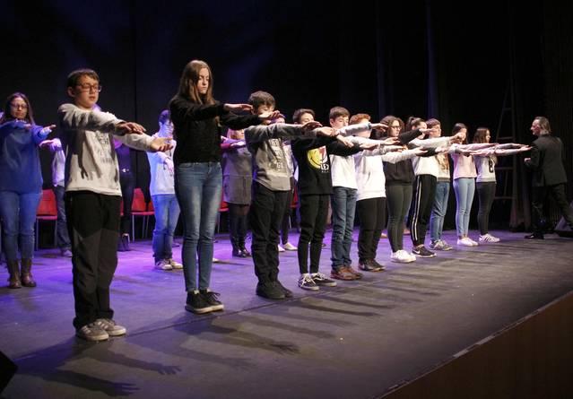 Hipnosi a La Unió d'Alpicat