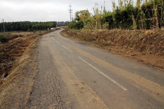 Inversió de 225.000 euros per millorar un tram de 2 kilòmetres al Camí de Raimat
