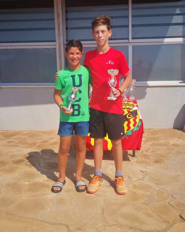 Jordi González, del CT Lleida, subcampió de l'open d'estiu de Tarragona