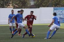 Jornada rodona dels equips del Segrià a 1ª Catalana
