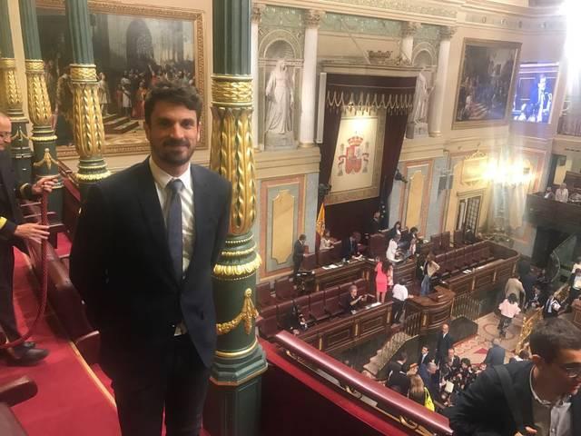 L' alcalde de Gimenells marxa del PSC i serà el número 2 del PP a Lleida