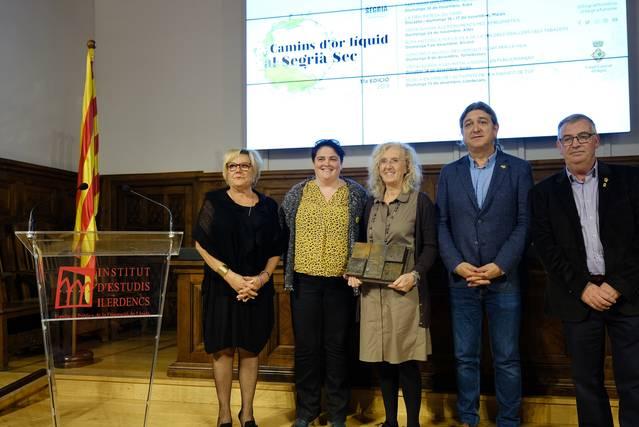 L'11a edició dels Camins d'Or Líquid al Segrià arribarà a set poblacions en una iniciativa del Consell Comarcal amb el suport de l'IEI