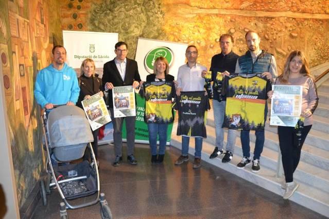 La 7a Volta al Pantà d'Utxesa segueix apostant per l'esport en família i la promoció d'un entorn paisatgístic únic