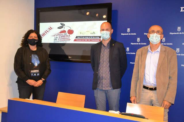 La 8a Cursa de la Cirera de Corbins tindrà un caire solidari i homenatjarà la figura de Jaume Florensa