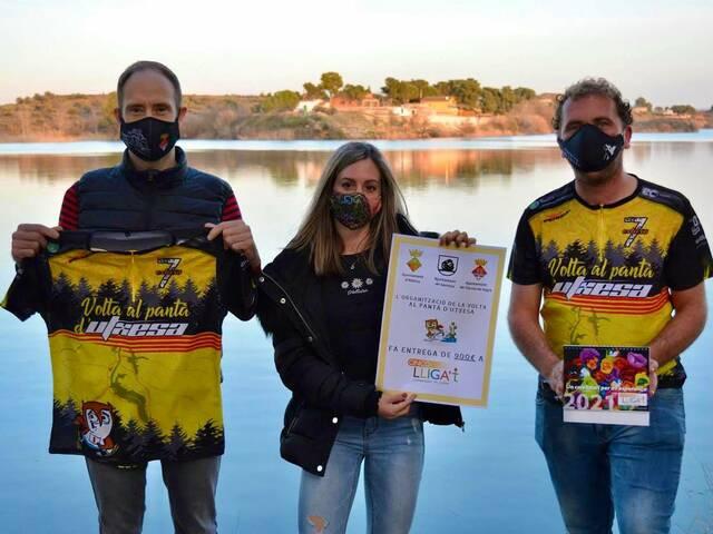 La 8a Volta al Pantà d'Utxesa aposta per una edició virtual per adults i infants