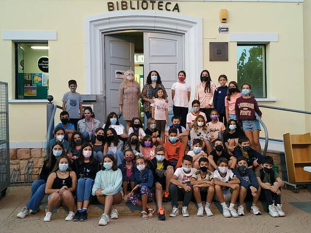 La 9a BiblioCursa d'Alpicat celebra haver llegit 385 llibres amb una gran festa de cloenda