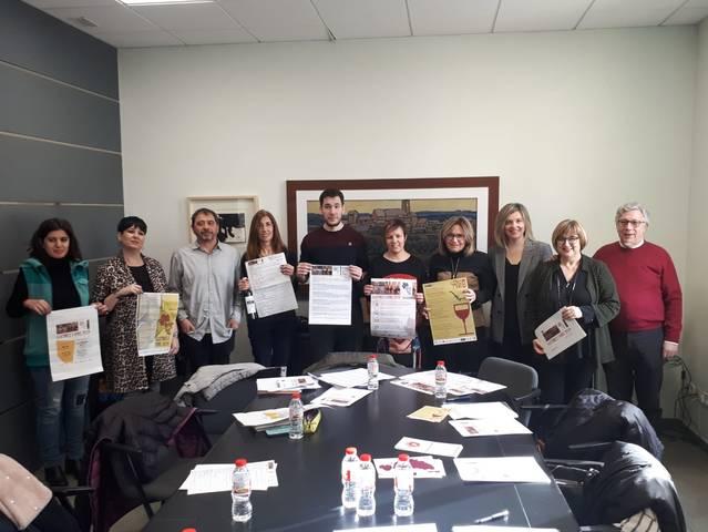 La Biblioteca d'Alguaire participa novament al projecte 'Biblioteques amb DO'