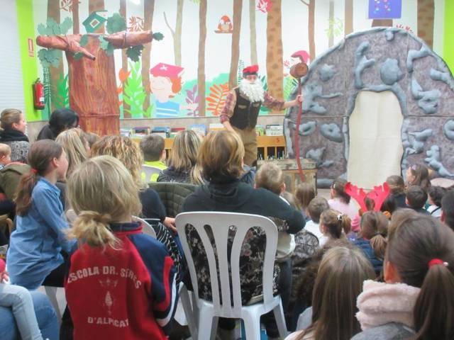 La Biblioteca d'Alpicat potencia la lectura entre els infants