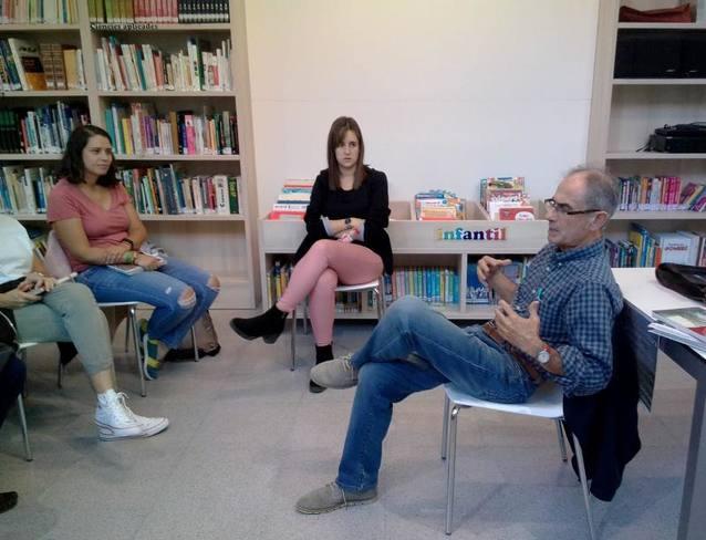 La Biblioteca de Rosselló acull un col·loqui amb l'escriptor Pep Coll