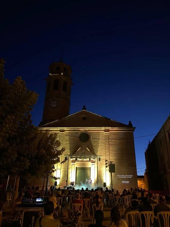 La cantant Pavvla, propera protagonista del festival Viliams Culture de Puigverd de Lleida