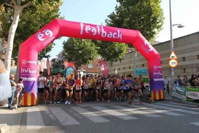 La cursa Generali Sant Miquel aplega 350 participants