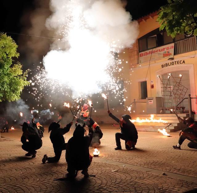 La Festa Major d'Alpicat abaixa el teló després de quatre intensos dies