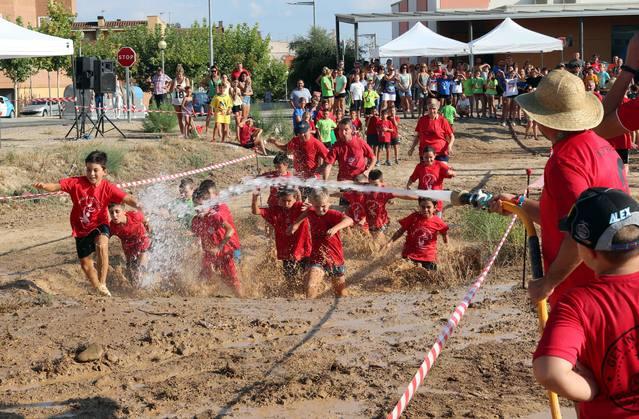 La Festa Major d'Alpicat segueix a un gran ritme