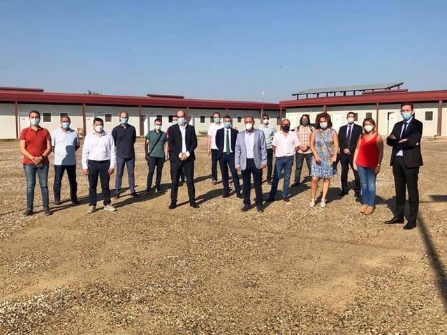 La Fundació 'la Caixa' aporta fons per millorar l'allotjament de treballadors de la fruita a Torres de Segre