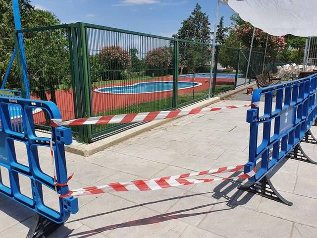 La Granja d'Escarp adapta les piscines municipals als protocols de seguretat sanitària per la Covid-19