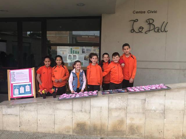La Granja d'Escarp celebra la Diada de Sant Jordi
