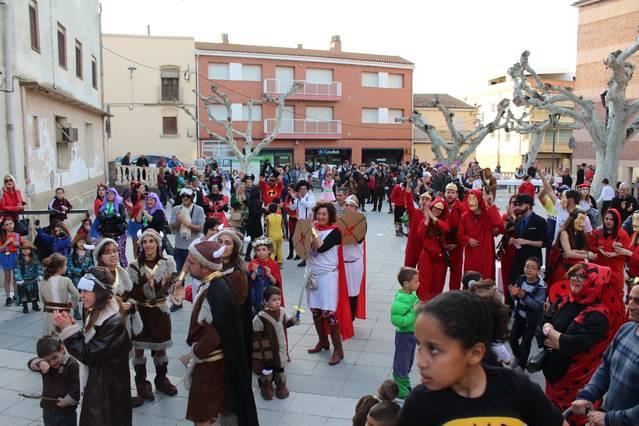 La Granja d'Escarp celebrarà el seu Carnaval dissabte vinent