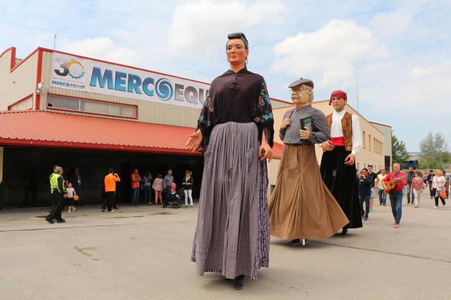 La Granja d'Escarp, convidada a participar en la fira Mercoequip