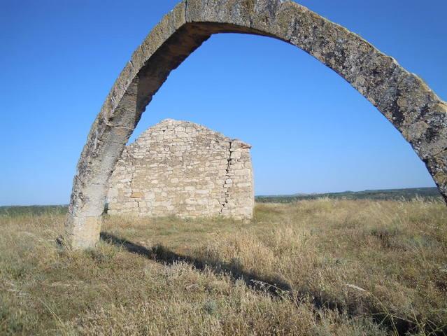 La intervenció arqueològica de la Diputació de Lleida a l'arc d'Adar permet concretar la seva datació en les acaballes del segle XV