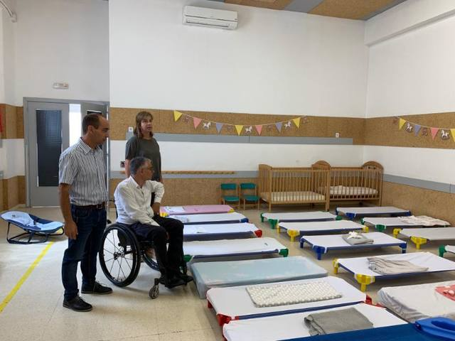 La Llar d'Infants Municipal Ralet-Ralet inicia el nou curs amb millores en les instal·lacions