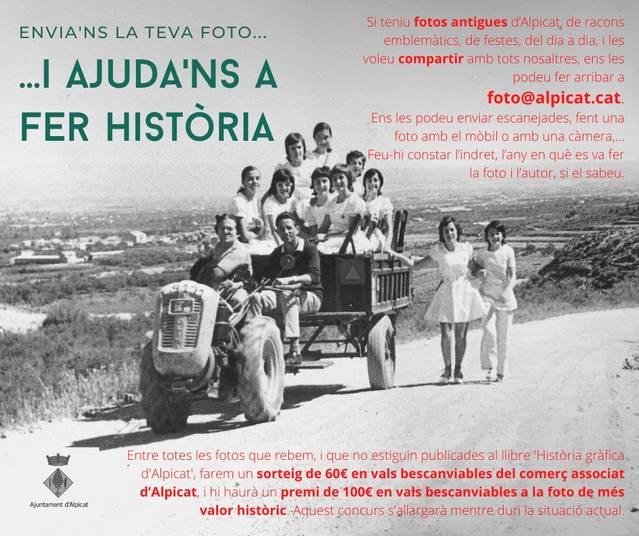 La mostra de fotografies antigues d'Alpicat ja té guanyadores