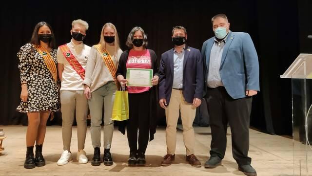 La narrativa i el teatre, protagonistes a Alcarràs per Sant Jordi