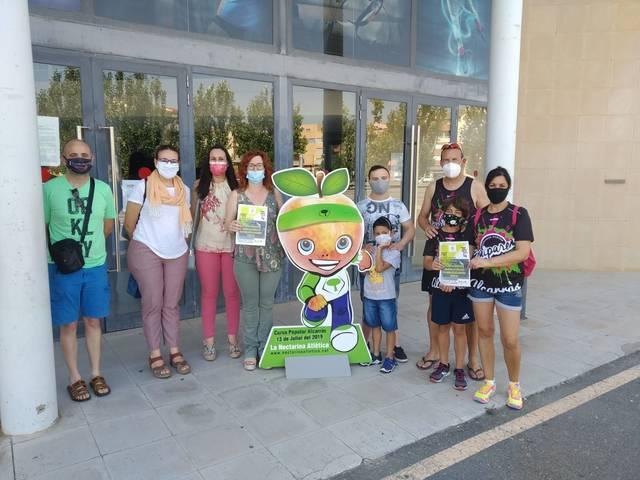 La Nectarina Atlètica d'Alcarràs aplega forces amb la Milla Solidària del Secà de Sant Pere que organitza Down Lleida