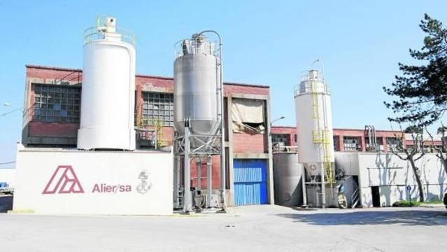 La paperera Alier de Rosselló només produirà papers essencials i a preu de cost
