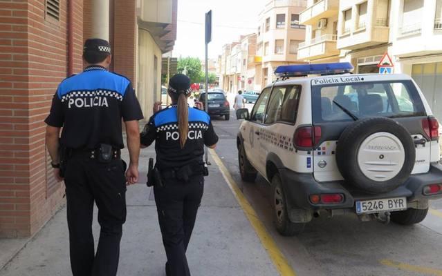 La Policia Local d'Alcarràs deté al presumpte autor d'un robatori a un supermercat