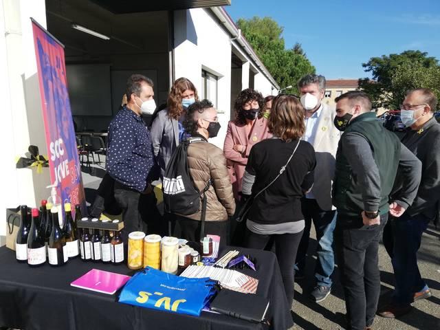 La primera Jornada Networking Odisseu Segrià impulsada pel Consell Comarcal fomenta l'emprenedoria del jovent en el món rural i els productes del territori