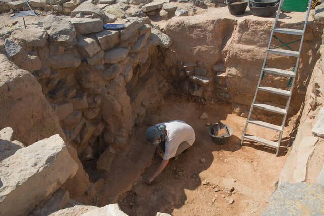 La Universitat de Lleida confirma que Soses estava habitat fa més de 2.700 anys