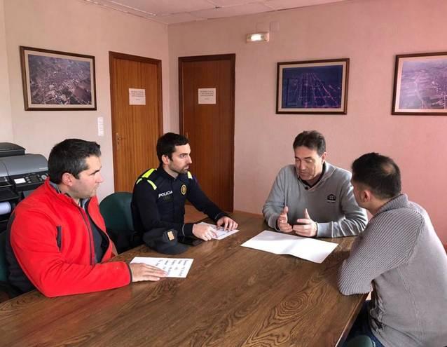 L'Ajuntament d'Almacelles convoca una Junta de Seguretat Local per fer front a les possibles incidències que puguessin ocasionar-se amb motiu de les ventades