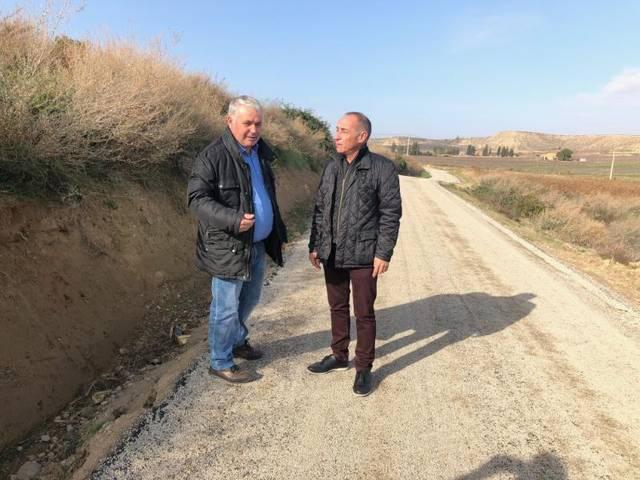 L'Ajuntament d'Alcarràs completa la millora del camí del Cap de la Vall