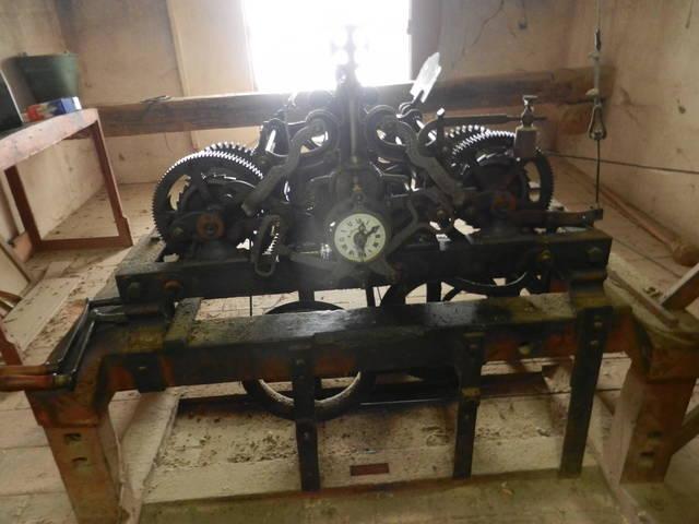 L'Ajuntament d'Alcarràs repararà el rellotge de l'església de la Mare de Déu de l'Assumpció