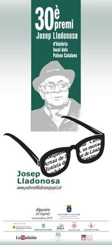 L'Ajuntament d'Alguaire celebra el 30è Premi Josep Lladonosa d'Història local del Països Catalans