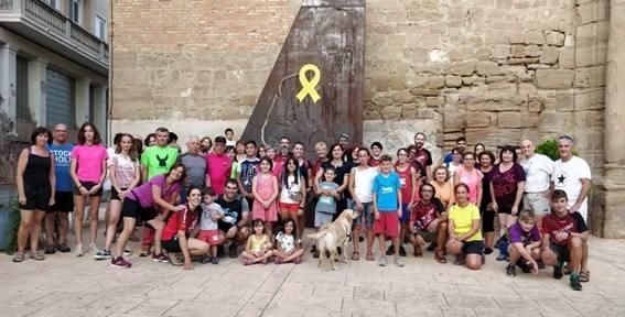 L'Ajuntament d'Alguaire i lo Makot organitzen una caminada popular amb observació astronòmica