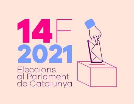 L'Ajuntament d'Alguaire informa tot el poble de les estrictes mesures sanitàries que regiran durant la jornada electoral de diumenge