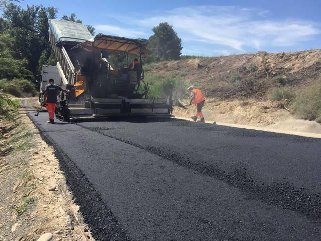 L'Ajuntament d'Almacelles destina prop de 600.000 euros d'inversió en millora de camins en el pla bianual 2017-2018
