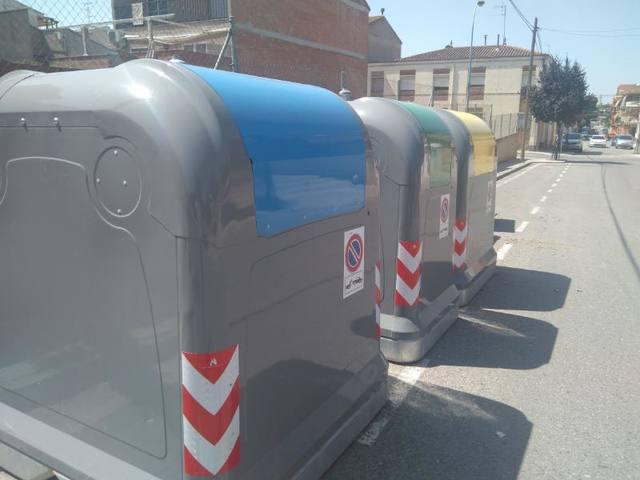 L'Ajuntament d'Almacelles fa arribar la seva queixa al Consell Comarcal del Segrià pel retard en l'enviament de contenidors de reciclatge suplementaris
