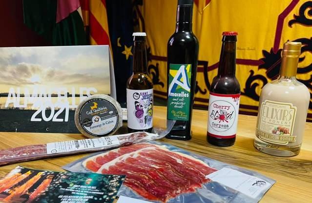 L'Ajuntament d'Almacelles promociona el comerç i els productes locals i de poblacions veïnes amb el calendari 2021