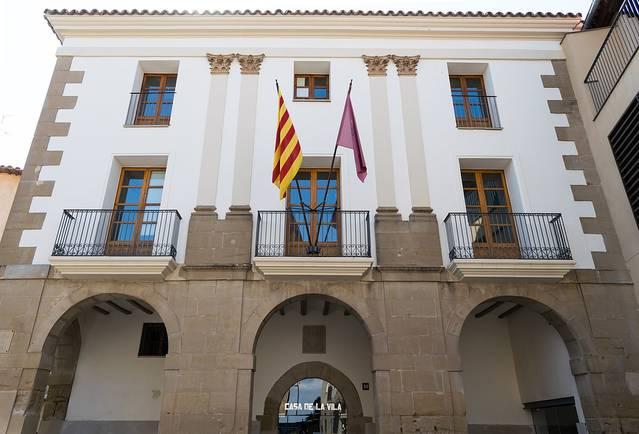L'Ajuntament d'Almenar tanca les oficines municipals per casos positius de Covid-19