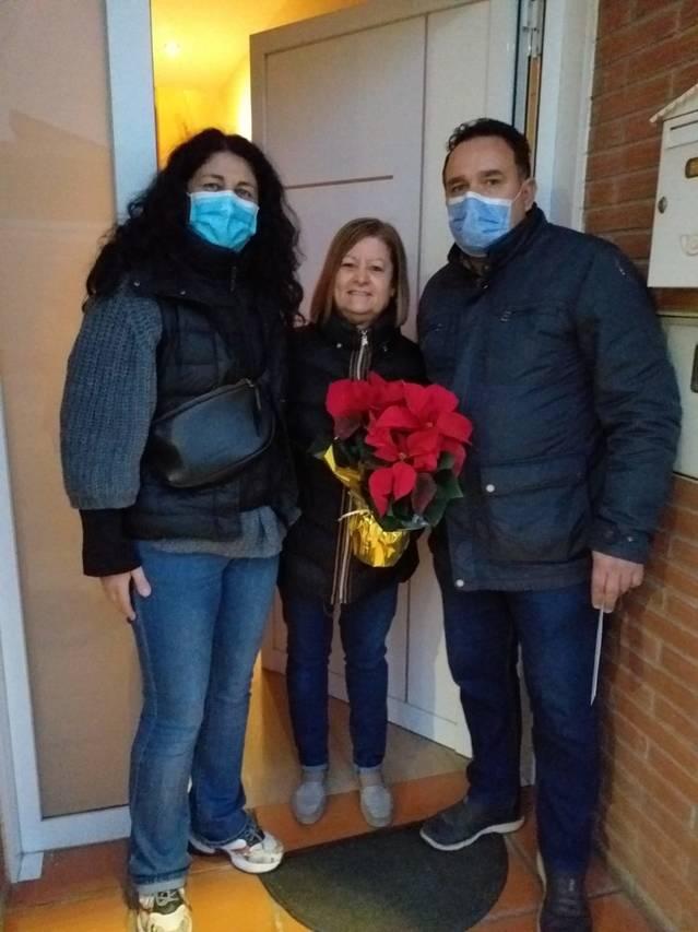 L'Ajuntament d'Alpicat tributa un reconeixement al col·lectiu 'Quiets a casa' per la seva tasca solidària amb els veïns i veïnes davant la pandèmia