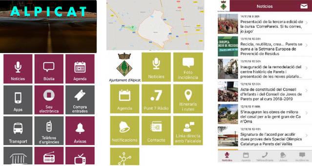 L'Ajuntament d'Alpicat unificarà en una sola aplicació totes les app i plataformes municipals