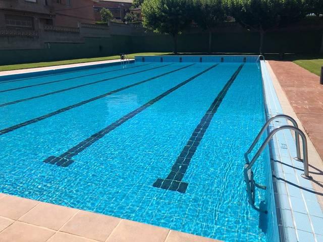 L'Ajuntament de Corbins decideix no obrir les piscines arrel del tancament del Segrià