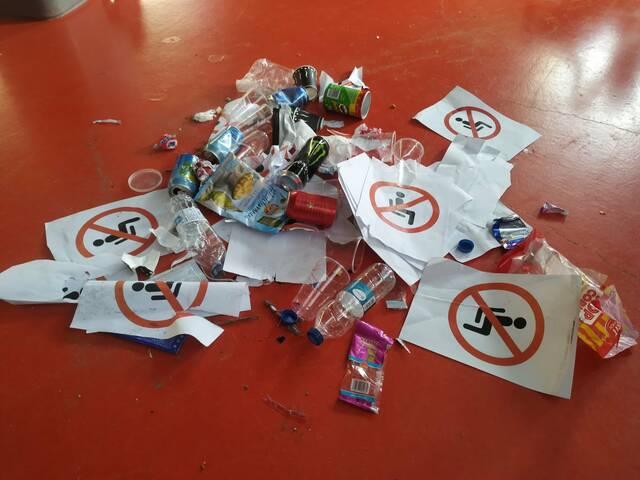 L'Ajuntament de Corbins denuncia vandalisme en equipaments municipals