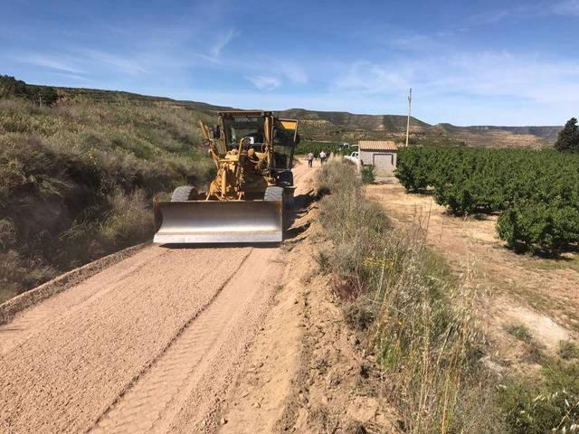 L'Ajuntament de La Granja d'Escarp invertirà uns 45.000€ en l'arranjament de camins