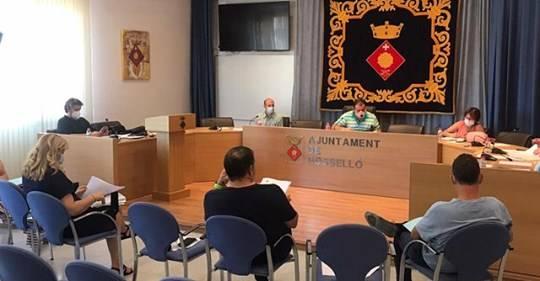 L'Ajuntament de Rosselló aprova la municipalització de l'Escola Bressol