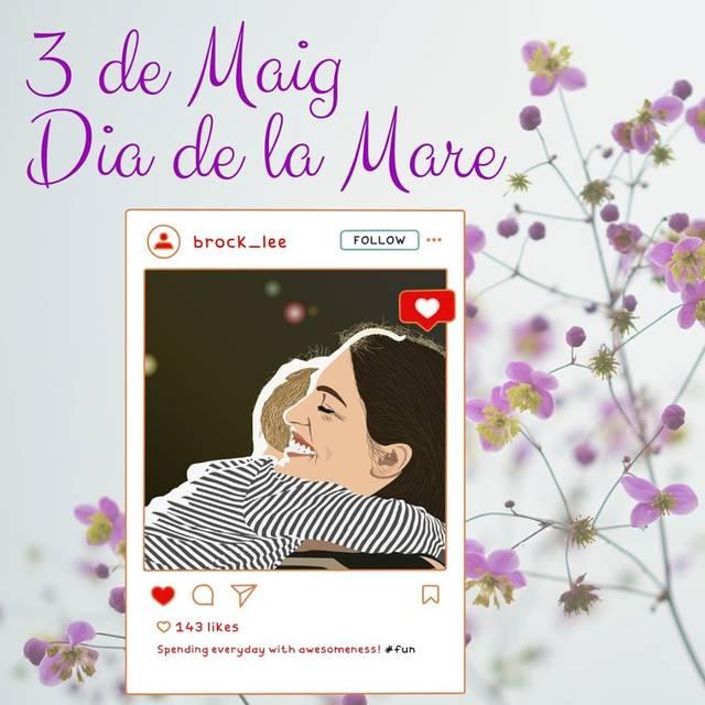 L'Ajuntament de Seròs organitza un Dia de la Mare virtual